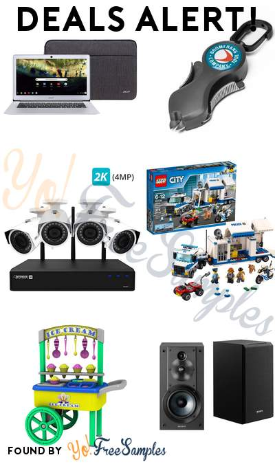 DEALS ALERT: Samsung 82-Inch 4K Smart TV, WD Easystore 5TB External USB Hard Drive, VANKYO 1080P LED Projector Pack & More