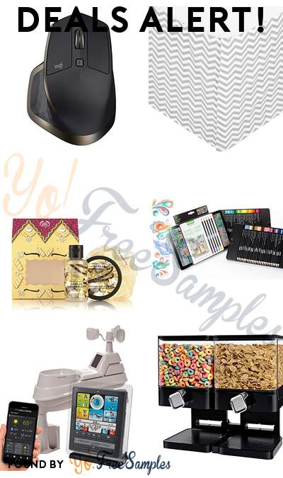 DEALS ALERT: Logitech MX Master Wireless Mouse, The Body Shop House of Vanilla Marshmallow Delights Gift Set, Crayola Blend & Shade Colored Pencils & More