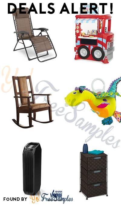 DEALS ALERT: SONOMA Antigravity Chair, Little Tikes 2-in-1 Food Truck Deluxe, Acme Furniture Rocking Chair & More