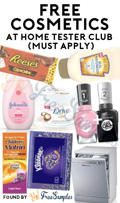 FREE Hard Candy Cosmetics Dry Shimmer Oil, Toner, Setting Spray & More At Home Tester Club (Must Apply)