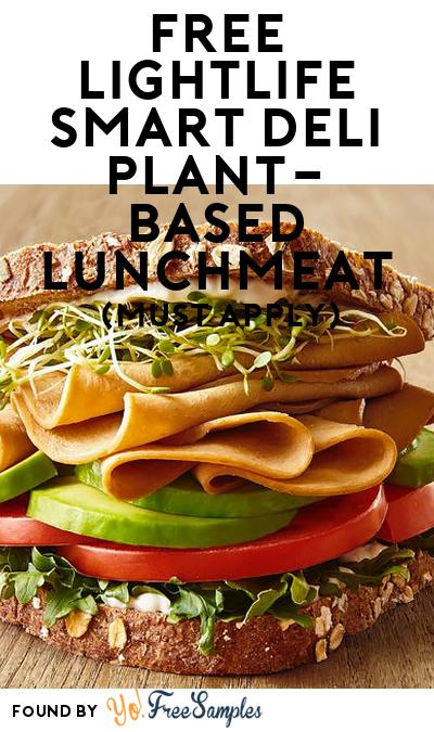 FREE Lightlife Smart Deli Plant-Based Lunchmeat (Mom Ambassador Membership Required)