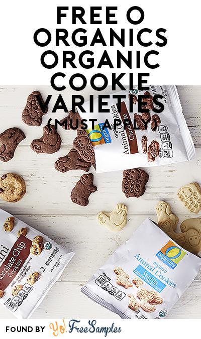 FREE O Organics Organic Cookie Varieties (Mom Ambassador Membership Required)