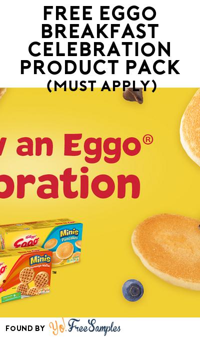 FREE Eggo Breakfast Celebration Product Pack (Select States, Must Apply)