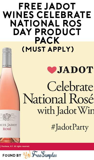 FREE Jadot Wines Celebrate National Rosé Day Product Pack (21+ Only, Select States, Must Apply)