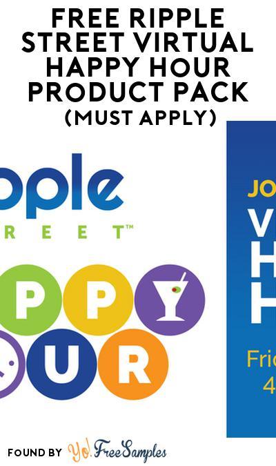 FREE Ripple Street Virtual Happy Hour Fun Time