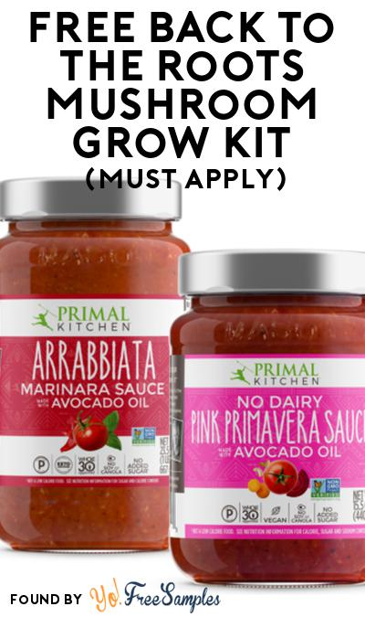 FREE Back to the Roots Mushroom Grow Kit At Social Nature (Must Apply)