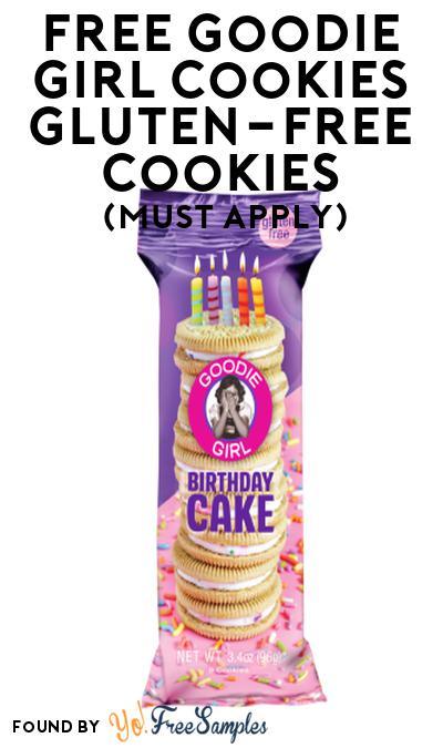 FREE Goodie Girl Cookies Gluten-Free Cookies At Social Nature (Must Apply)