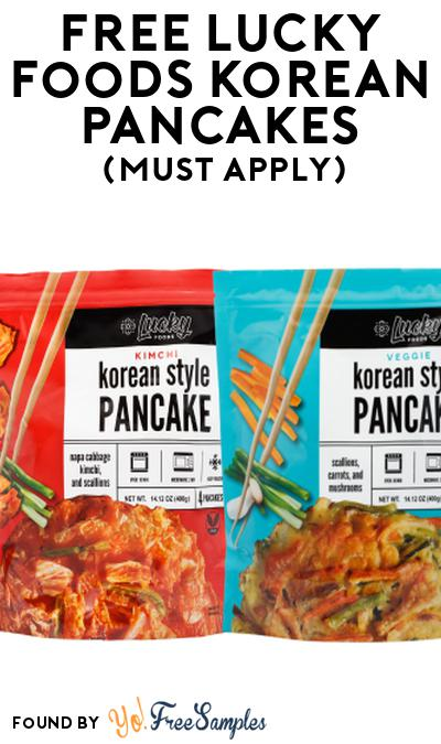 FREE Lucky Foods Korean Pancakes At Social Nature (Must Apply)