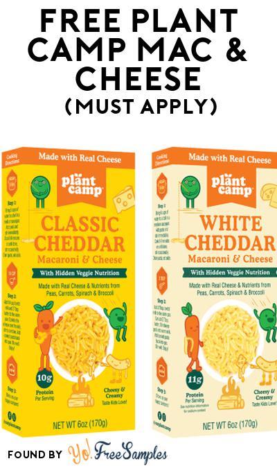 Nearly FREE Plant Camp Mac & Cheese At Social Nature ($3 Shipping)