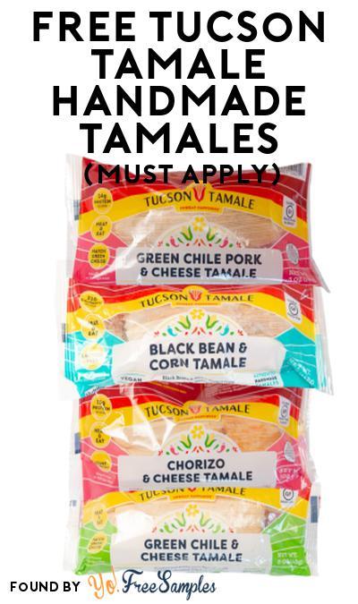 FREE Tucson Tamale Handmade Tamales At Social Nature (Must Apply)