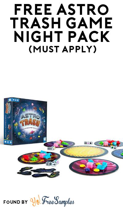 FREE Astro Trash Game Night Pack (Must Apply To Host Tryazon Party)