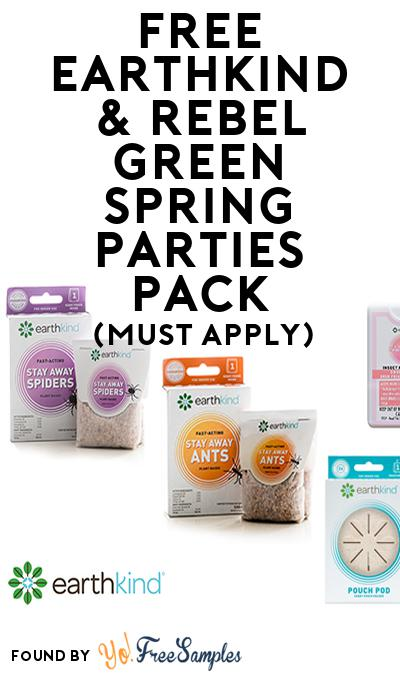 FREE EarthKind & Rebel Green Spring Parties Pack (Must Apply To Host Tryazon Party)