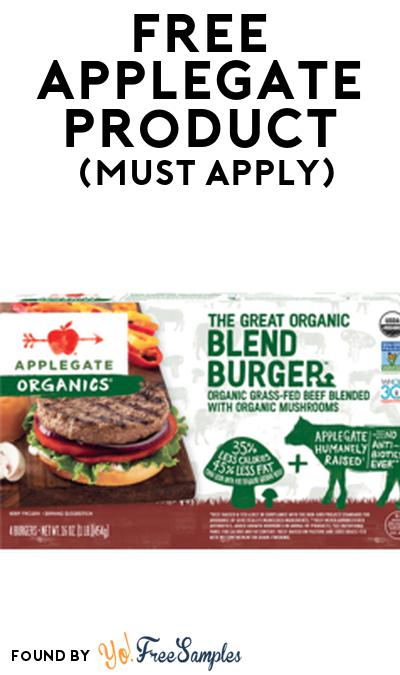 FREE Applegate Product From Viewpoints (Must Apply)