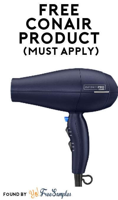 FREE Conair Product From Viewpoints (Must Apply)