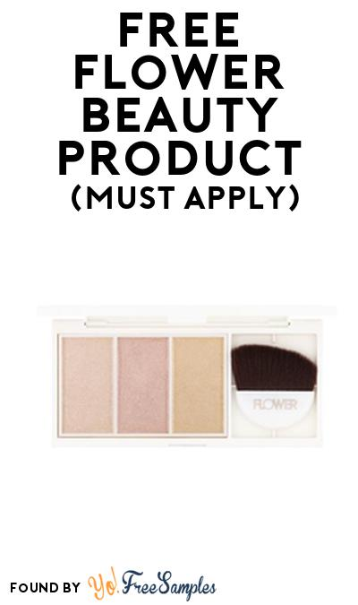 FREE Flower Beauty Product From Viewpoints (Must Apply)