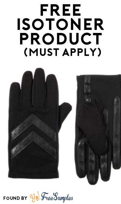 FREE Isotoner Gloves Or Other Product From Viewpoints (Must Apply)