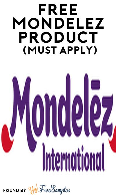 FREE Mondelez Product From Viewpoints (Must Apply)