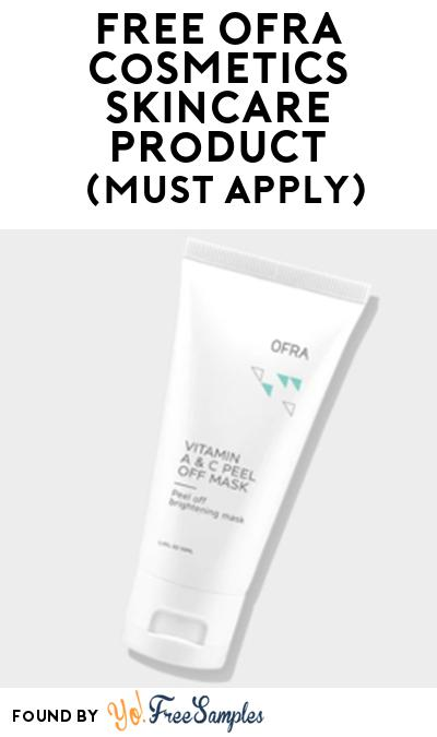 FREE Ofra Cosmetics Skincare Product From Viewpoints (Must Apply)