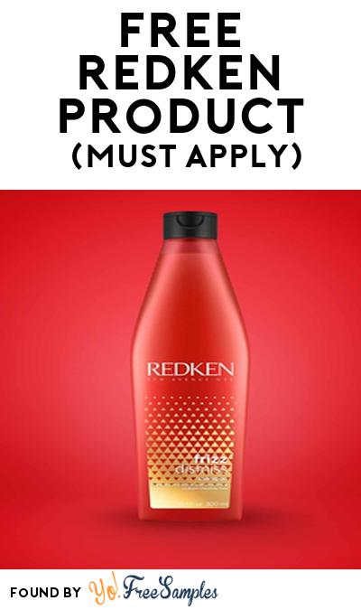 FREE Redken Product From Viewpoints (Must Apply)