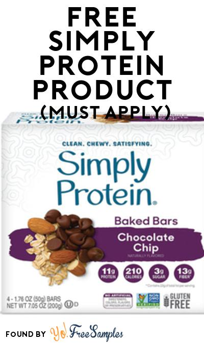 FREE Simply Protein Product From Viewpoints (Must Apply)