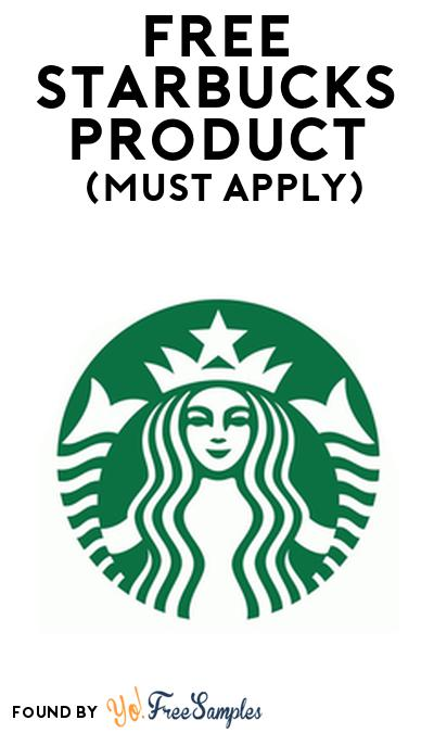 FREE Starbucks Product From Viewpoints (Must Apply)
