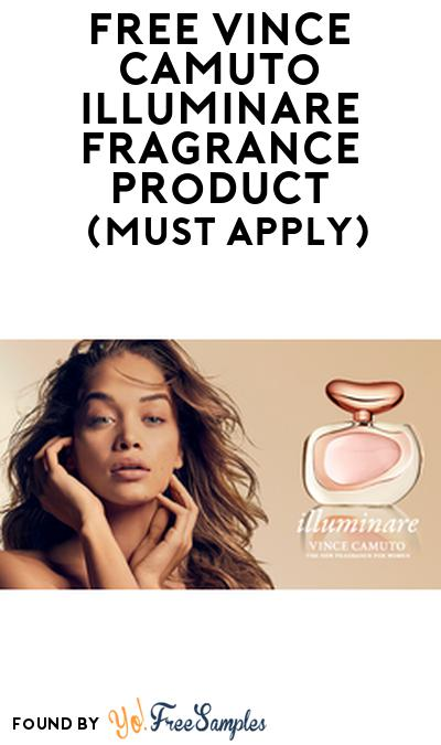 FREE Vince Camuto Illuminare Fragrance Product From Viewpoints (Must Apply)