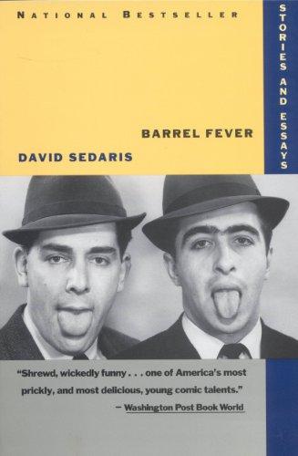 essays written by david sedaris