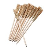 12 pcs. Fantasy Pencil Broom. 9.80