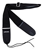 AZMUSIC Premium Classic Guitar Strap, Black