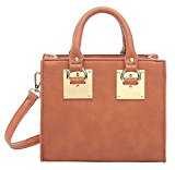 Aitbags Simple Sweet Womens Purses Tote Handbag Small Bags