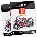 Arteza Marker Pad 9X12