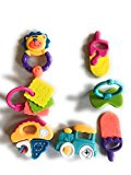 Baby Teether 7 pack