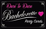 Bachelorette Party Game Scratch Off Cards - 20 Card 80 Dares