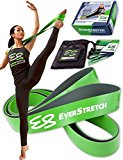 Ballet Stretch Band by EverStretch: Premium Stretching Equipment for Dancers, Ballerinas, Cheer, Gymnastics, Pilates & Yoga. Dance Stretcher for Superior Hands-Free Flexibility Training