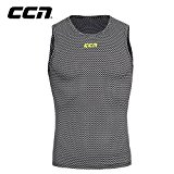 CCN BL005 Mesh Sleeveless Superlight Base Layer / Sweater for cooling effect during workouts