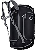 CHICMODA Travel Duffel Backpack Luggage Gym Sports Bag with Shoe Compartment