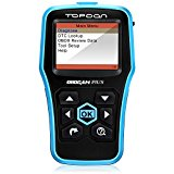 Car Code Reader, Topdon OBD2 Scanner Car Computer Diagnostic Scanner Universal OBDII Code Reader Check Engine Code Reader Full Function with Mode 6 for DIY and Professional (Topdon Plus)