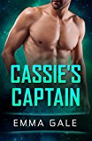 Cassie's Captain: Science Fiction Romance (The Empire's Fringe) (Kindle Edition)