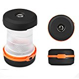 Collapsible LED Camping, hiking, outdoor Lantern Light