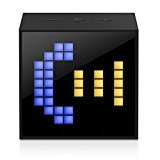 Divoom Timebox mini portable sleep-aid smart alarm clock with APP programmable pixel LED Bluetooth speaker