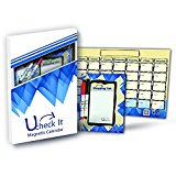 Dry Erase Monthly Magnetic Calendar For Refrigerator - 11