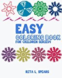 Easy Coloring book For Children SERIES4 (Learning and creative by coloring book) (Volume 4)
