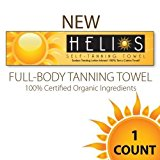 Helios Self Tanning Towel