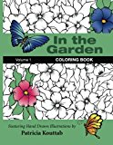 In the Garden: Coloring Book (Volume 1)