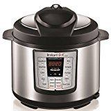 Instant Pot Lux 6 In 1 Multi-Use Programmable Pressure Cooker, 6 Quart | STAINLESS STEEL
