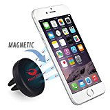 Magnet Sticks universal magnetic phone holder for smartphone clips in the car vent magnetically for cellphone and mini tablets - Iman de telefono magnetico clip para el coche