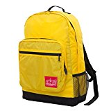 Manhattan Portage Cordura Lite Morningside Backpack, Yellow, One Size