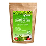 Matcha TEA BAGS: Imported Japanese Organic Pure Green Matcha Tea Bags by Lauren Naturals: Great for - Risk Free Full Money Back Guarantee