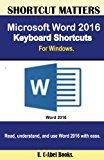 Microsoft Word 2016 Keyboard Shortcuts For Windows (Shortcut Matters)