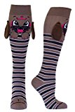 MooshWalks Socks Woman's Roxy with Ears